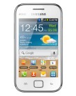 Smartphone Samsung Galaxy Ace Duos 3GB S6802 5,0 MP 2 Chips Android 2.3 (Gingerbread) 3G Wi-Fi