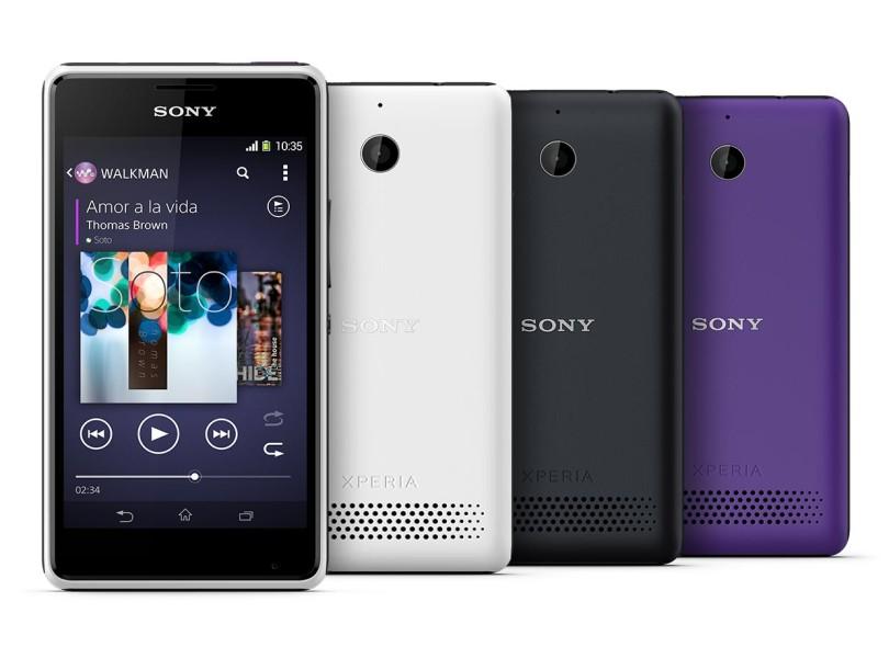 Sony Xperia E1 Dual TV D2114