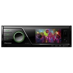 Foto CD Player Automotivo Pioneer MVH-8380BT USB Bluetooth