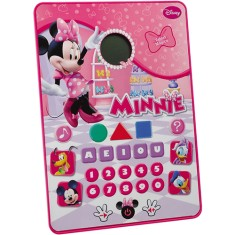 Foto Tablet Infantil Minnie Candide 7233