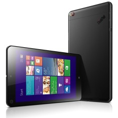 "Foto Tablet Lenovo ThinkPad 8 20BN000UBR Pro 64GB 8,3"" Windows"