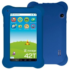 "Foto Tablet Mirage 42T 8GB 7"" Android 2 MP 4.4 (Kit Kat)"