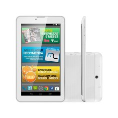 "Foto Tablet Multilaser M7-i Nb245 8GB 3G 7"" Android"