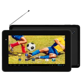 "Foto Tablet Phaser Kinno PC203 4GB 7"" Android 2 MP"