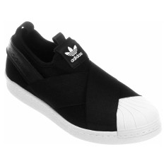 Foto Tênis Adidas Feminino Superstar Slipon Casual