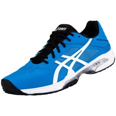 Foto Tênis Asics Masculino Gel Solution Speed 3 Tenis e Squash