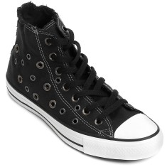 Foto Tênis Converse All Star Feminino Ct As Rock Hi Casual