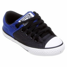 Foto Tênis Converse All Star Infantil (Unissex) CT As High Street Ox Casual