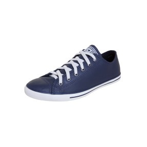 Foto Tênis Converse All Star Masculino CT As Lean Leather Ox Casual
