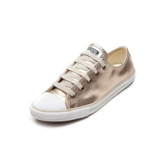 Foto Tênis Converse Feminino CT AS Dainty Leather Ox Casual