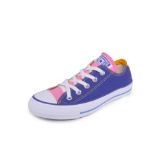 Foto Tênis Converse Feminino CT As Multicolor Ox Casual