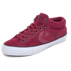 Foto Tênis Converse Masculino Cons Star Player Pro Mid Casual