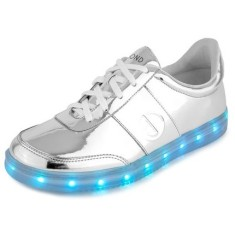 Foto Tênis Dumond Feminino Led Weekend Casual