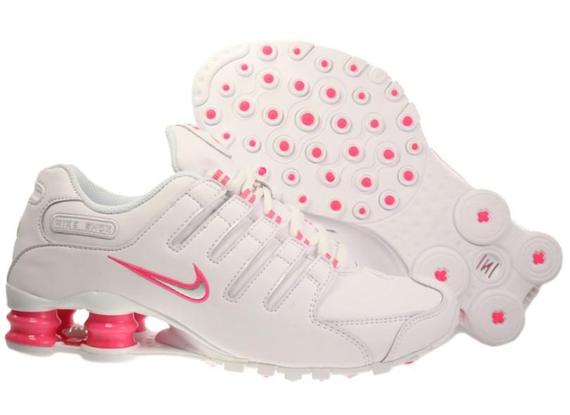 Tenis Nike Shox Nz Feminino Centauro Bobis Bikes
