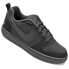 Foto Tênis Nike Infantil (Menino) Court Borough Low Casual