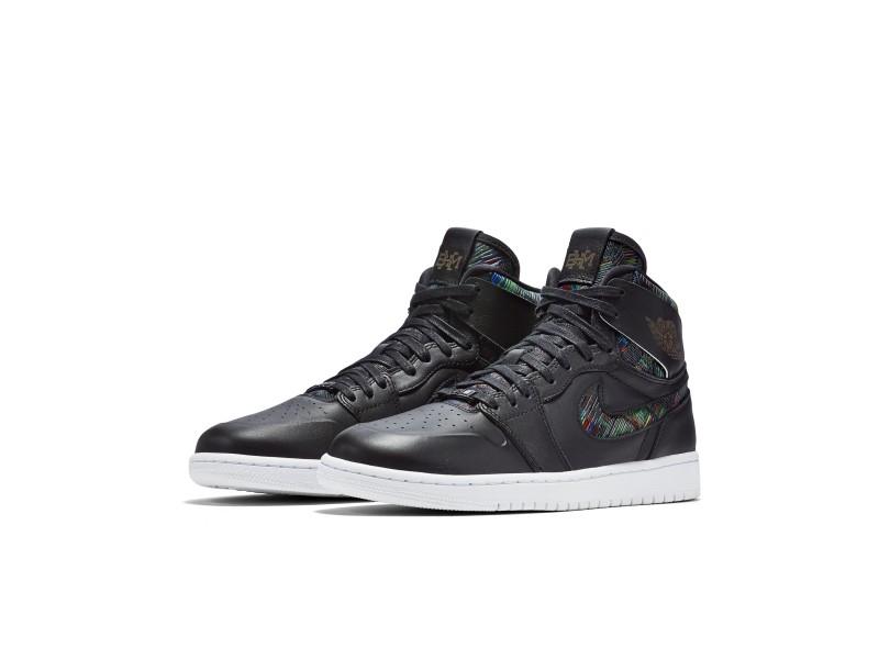 huge selection of 884fe d2bec Tenis Nike Air Jordan Retro 1