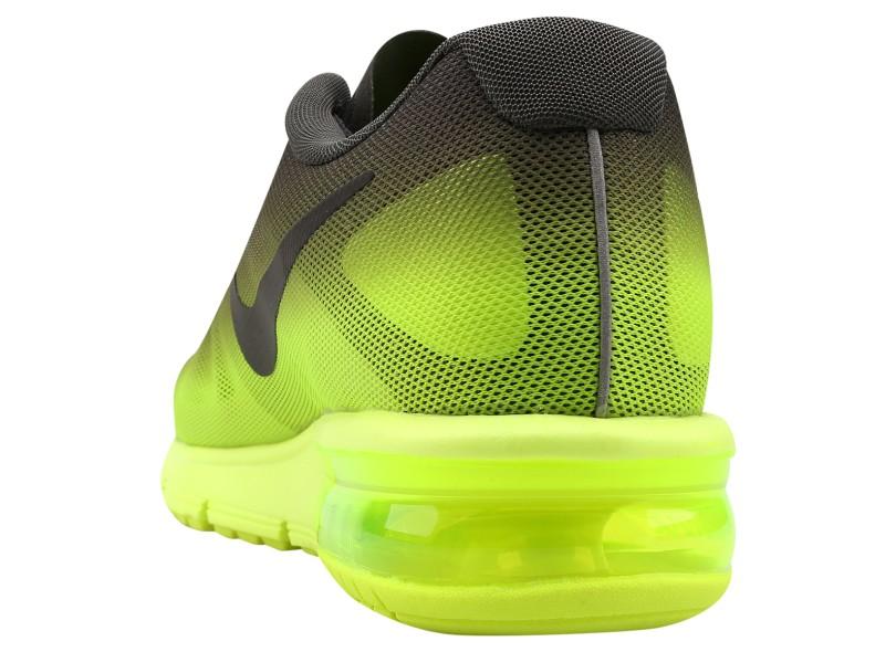 dce629f1f6 ... Tênis Nike Masculino Corrida Air Max Sequent
