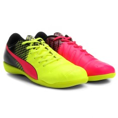 Foto Tênis Puma Masculino Evopower 4.3 Tricks IT Futsal