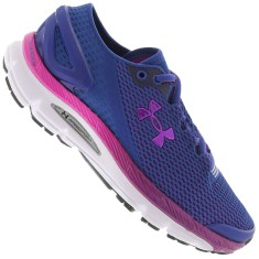 Foto Tênis Under Armour Feminino SpeedForm Gemini 2.1 Corrida