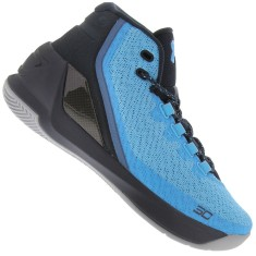 Foto Tênis Under Armour Masculino Curry 3 Basquete