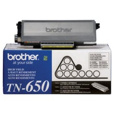 Foto Toner Preto Brother TN-650