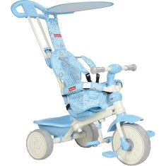 Foto Triciclo com Pedal Bandeirante Velobaby Fisher Price