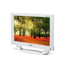 "Foto TV LED 14"" CCE LW144 USB PC Frequência 60 Hz"
