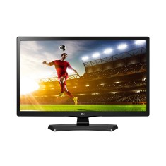 "Foto TV LED 19,5"" LG 20MT48DF-PS 1 HDMI USB Frequência 60 Hz"
