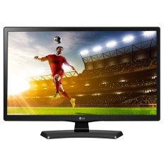 "Foto TV LED 23,6"" LG 24MT49DF-PS USB PC HDMI"