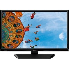 "Foto TV LED 24"" Semp Toshiba L24D2700"