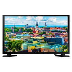 "Foto TV LED 32"" Samsung HG32ND450SG 2 HDMI USB Frequência 120 Hz"