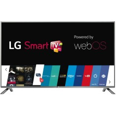 "Foto Smart TV LED 3D 50"" LG Cinema Full HD 50LB6500"