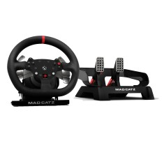 Foto Volante Xbox One Pro Racing Force Feedback - Mad Catz