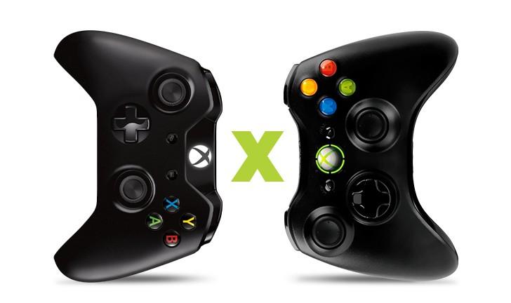 Pleasing Xbox One Vs Xbox 360 Conheca As Diferencas Hairstyles For Men Maxibearus
