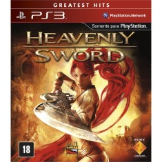 Jogo Heavenly Sword PlayStation 3 Sony