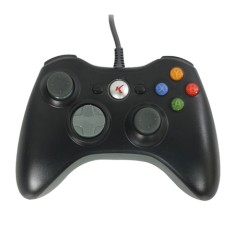 Controle Xbox 360 KP-5121A - Knup