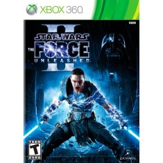 Jogo Star Wars The Force Unleashed II Xbox 360 LucasArts