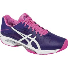 Tênis Asics Feminino Tenis e Squash Gel Solution Speed 3