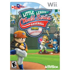 Jogo Little League World Series Baseball 2008 Wii Activision
