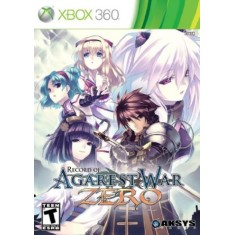 Jogo Record of Agarest War Zero Xbox 360 Aksys Games