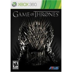 Jogo Game of Thrones Xbox 360 Atlus