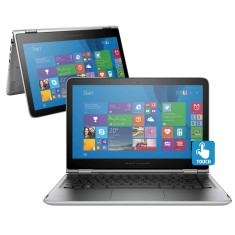 "Notebook HP 13-S104BR Intel Core i5 6200U 13,3"" 8GB HD 1 TB Touchscreen"