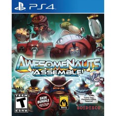 Jogo Awesomenauts Assemble PS4 Soedesco