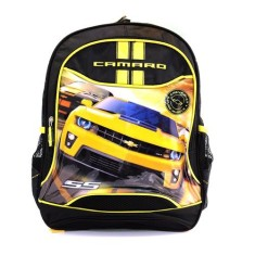 Mochila Escolar Luxcel Camaro IS31221GM