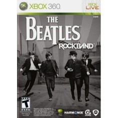 Jogo The Beatles Rockband Xbox 360 EA