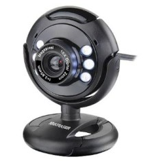 WebCam Multilaser Night Vision 16 MP WC045