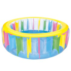 Piscina Inflável 775 l Redonda Bestway Multi Color