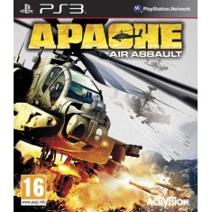 Jogo Apache: Air Assault PlayStation 3 Activision