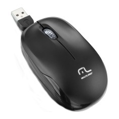 Mouse Óptico Notebook USB MO197 - Multilaser
