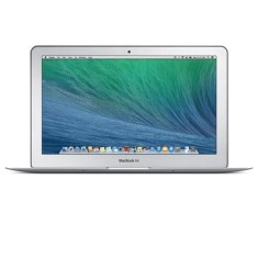 "Macbook Air Apple Intel Core i5 5ª Geração 4GB de RAM SSD 128 GB LED 11,6"" Mac OS X Yosimite MJVM2BZ/A"